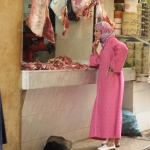 Meat markets, Morocco