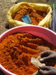 Spices - hot berbere