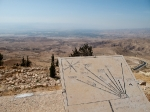 moses's nebo view, but his sign was different