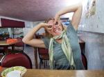 darlin' in our favorite amman restaurant