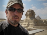 jay and a sphinx
