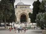 al-Aqsa Mosque on the temple mount, jerusalem