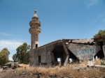 casualty mosque in the golan heights