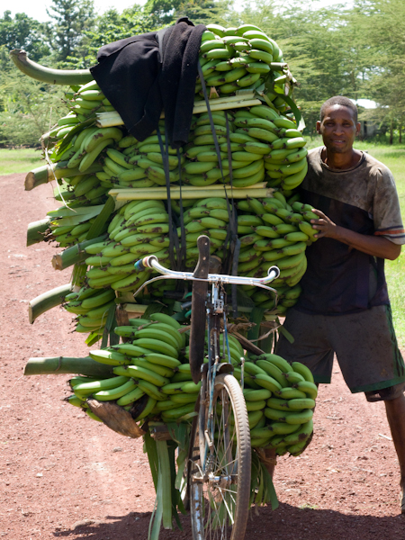 entrepreneur off to market