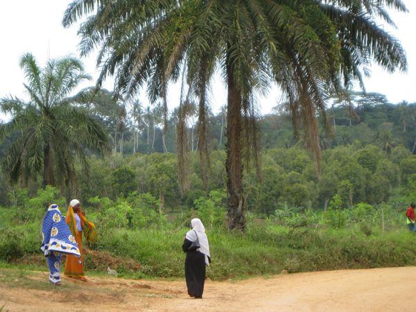 Tanzania women